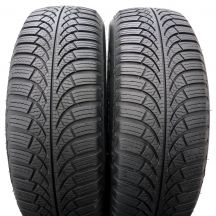 2 x ESA TECAR 185/65 R15 88T 5.7mm Super Grip 9 Zima