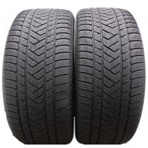 2 x PIRELLI 265/45 R20 104V N0 5.8mm Scorpion Winter Zima