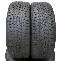 2 x PIRELLI 235/55 R19 Scorpion Winter 105H XL Zima