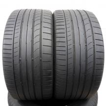 2 x CONTINENTAL 245/35 R18 Sport Contact 5 92Y XL Lato