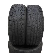 2 x PIRELLI 215/55 R17 98H XL 6,8mm Sottozero Winter 210 Serie II Zima DOT13