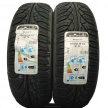 2 x UNIROYAL 195/65 R15 91H MS plus 77 Zima DOT18 NOWE