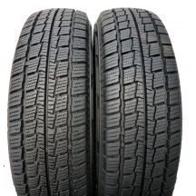 2 HANKOOK 165/70 R14 c 89/87R 8.5mm Winter RW 06 Zima