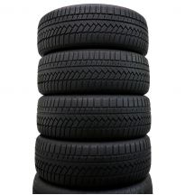 4 x CONTINENTAL 215/55 R17 98H XL 5,7-6,5mm WinterContact TS850P Zima DOT15