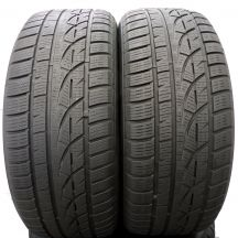 2x HANKOOK 235/55 R17 Winter i*Cept EVO 103V 6mm! Zima