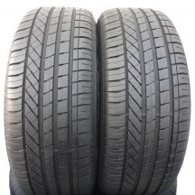 2. 2 szt. Opony Goodyear 225/55 R17 Lato Excellence *Bmw Rsc Run Flat 97Y 7mm!