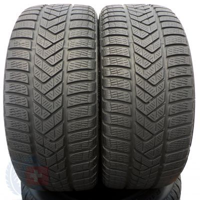 2x PIRELLI 235/35 R19 Winter SottoZero 3 91W MC XL Zima