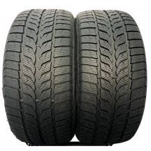 2 x UNIROYAL 245/40 R18 97V XL 7.3mm MS plus 66 Zima