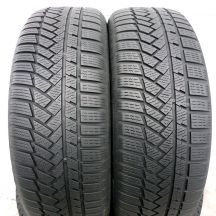 2 szt. opony 225/60 R17 Continental - Winter contact Ts 850p - 99H - Zima