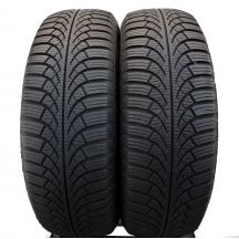 2 x ESA TECAR 195/65 R15 91T 5.8mm Super Grip 9 Zima