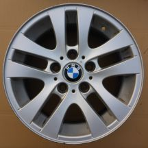 5. 4 x Alufelgi 16 BMW 5x120 7J Et34 Original Germany