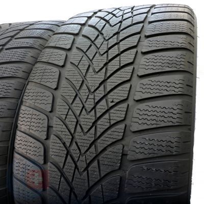 3. 2 x DUNLOP 285/30 R21 100W XL 5.5-6mm R01 SP Winter Sport 4D Zima