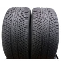 2 x MICHELIN 265/45 R20 104V 6mm N0 Latitude Alpin LA2 Zima