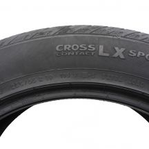 5. 2 szt. Opony Continental 235/55 R19 Wielosezon CrossContact LX Sport 105V 6mm!
