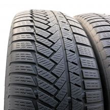 2. 2 x CONTINENTAL 255/55 R20 109V XL 6.8mm WinterContact Ts 850 P Zima