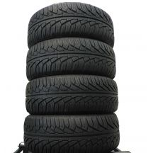 4 x UNIROYAL 215/55 R16 97H XL 6.2-7.8mm MS plus 77 Zima