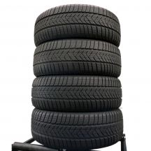 4 x PIRELLI 225/55 R18 102V XL A0 6.8mm  Winter Sottozero 3 Zima DOT18