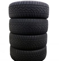 4 x DUNLOP 235/50 R19 103H XL A0 6mm SP Winter Sport 3D Zima