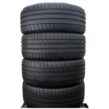4 x DUNLOP 275/40 R22 108Y XL 7.7mm NOISE SHIELD SP QuattroMaxx Lato