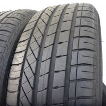 4. 2 szt. Opony Goodyear 225/55 R17 Lato Excellence *Bmw Rsc Run Flat 97Y 7mm!