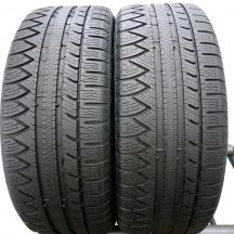 2 MICHELIN 215/45 R18 93V XL 5,8mm Pilot Alpin 3 Zima
