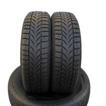 2 x PLATIN 165/70 R14 81T 6,2mm RP50 Winter Zima DOT14
