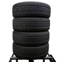4 x PIRELLI 235/60 R18 107H XL 6,8mm Scorpion Winter Zima DOT15/16