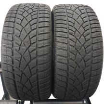 2 x DUNLOP 235/35 R19 91W XL 6,7-7,2mm Sp Winter Sport 3D R01 Zima DOT18
