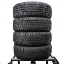 4x CONTINENTAL 235/55 R19 CrosContactWinter 101H A0 XL 8mm ! Jak Nowe Zima