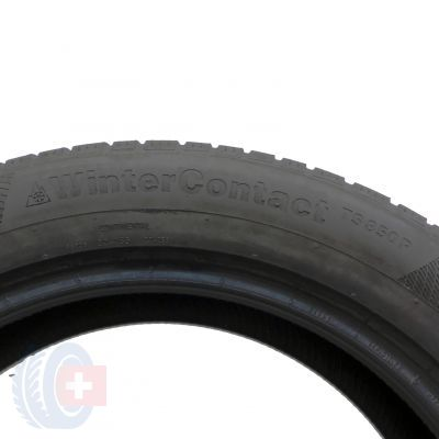 5. 2 x CONTINENTAL 255/55 R20 109V XL 6.8mm WinterContact Ts 850 P Zima