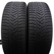 2 x PIRELLI 235/60 R18 103H MO 5mm Scorpion Winter Zima DOT15/16