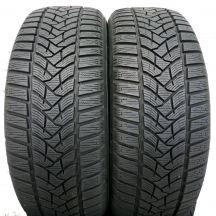 2 x DUNLOP 205/55 R16 Winter Sport 5 91T 7,5mm Zima