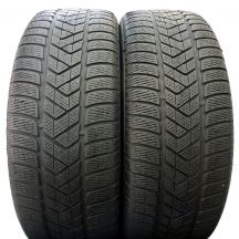 2x PIRELLI 235/55 R19 Scorpion Winter TM 105/H XL Zima