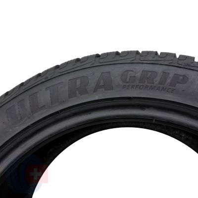 5. 2x GOODYEAR 245/45 R17 Ultra Grip 99V XL 7mm ! Zima