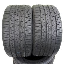 2 szt. Opony 295/30 R19 Continental - Zima - ContiWinterContact Ts830P - 100W - 7,7mm