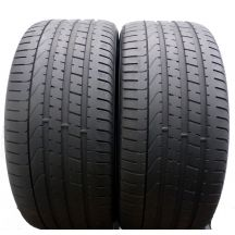 2 x PIRELLI 275/40 R20 106W XL 5mm RUN FLAT P Zero Lato