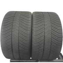 2 x MICHELIN 295/30 R20 97V XL 6,2mm Pilot Alpin PA4 N0 Zima DOT12