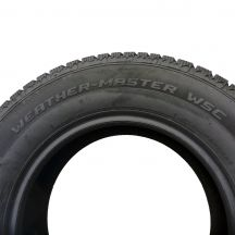 5. 2x COOPER 235/70 R16 Weather-Master WSC 106T 6mm Zima