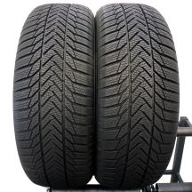 2 x ESA TECAR 215/60 R17 96H 8,2mm Super Grip Pro Zima DOT19