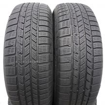 2 x CONTINENTAL 225/70 R16 Cross Contact Winter 102H 6,5mm Zima