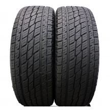 2 x TOYO 275/60 R20 114S 7mm M+S Open Country Lato