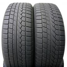 2 x TOYO 225/55 R19 Open Country 99V 6,2mm Zima
