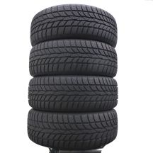 4 x HANKOOK 185/55 R15 82T 6,5-7mm Winter I cept RS W442 Zima DOT14