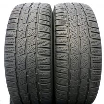 2 x MICHELIN 235/65 R16c Agilis Alpin 121/119R 6,2-6,8mm Zima